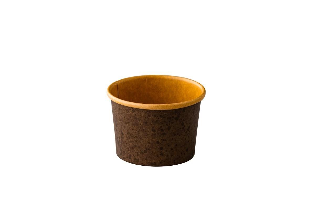 Productafbeelding Kraft saus bakje Stoneblack 30 ml 50 st
