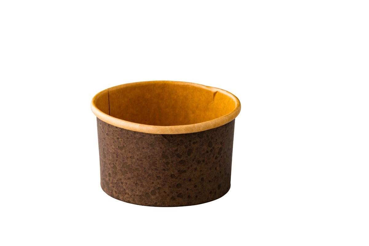 Productafbeelding Kraft saus bakje Stoneblack 60 ml 50 st