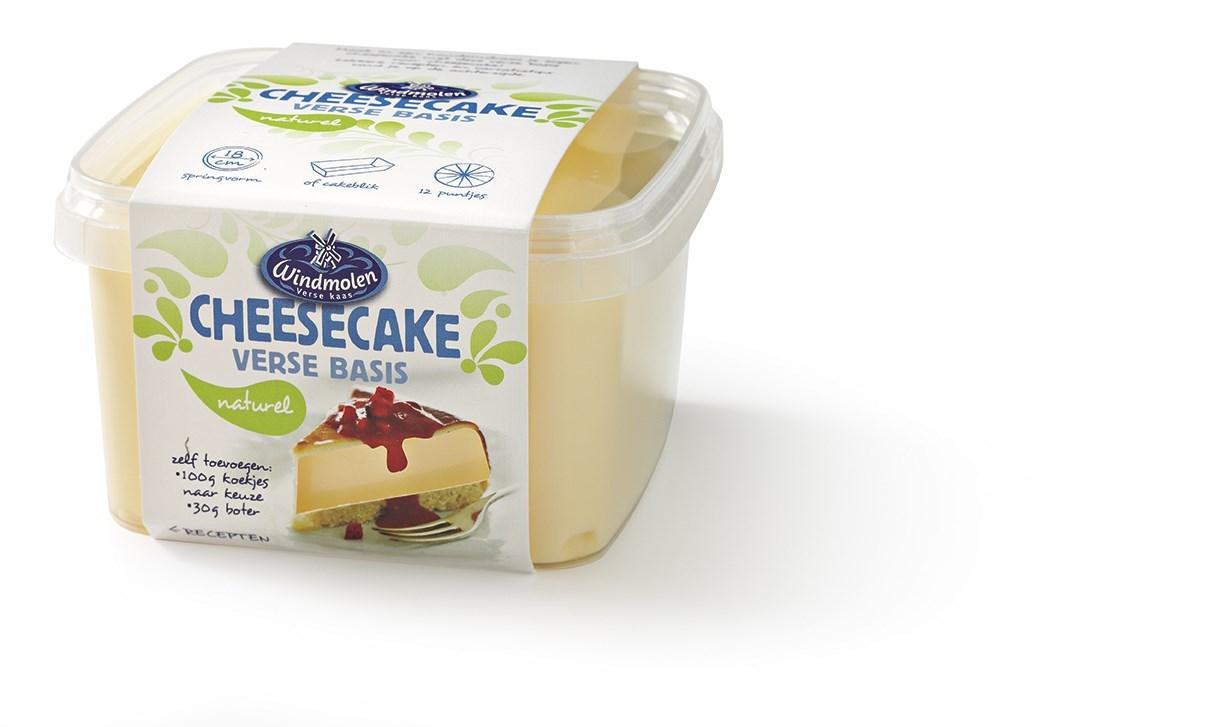 Productafbeelding Windmolen Verse Basis voor Cheesecake