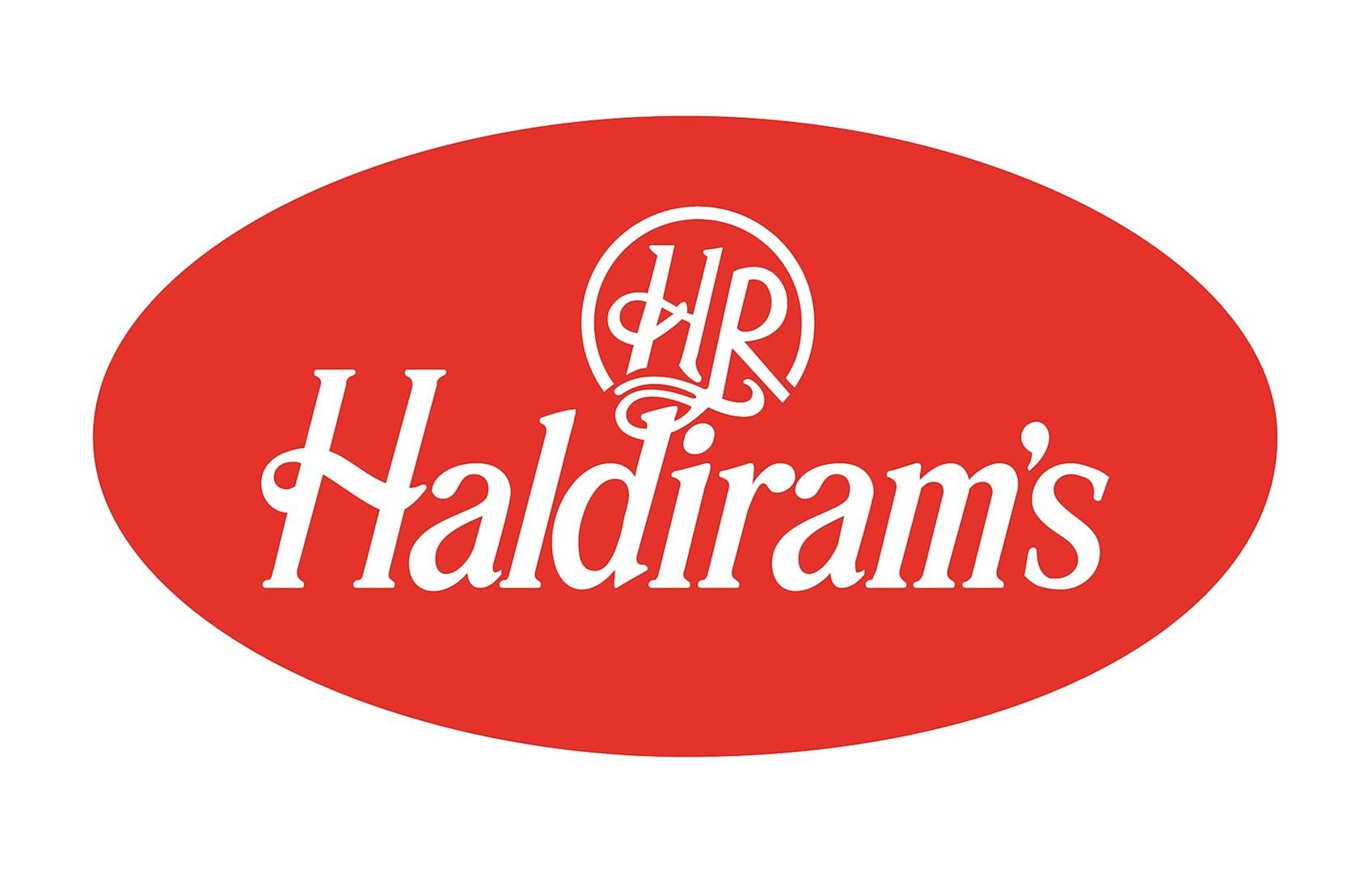 Merkafbeelding Haldiram's