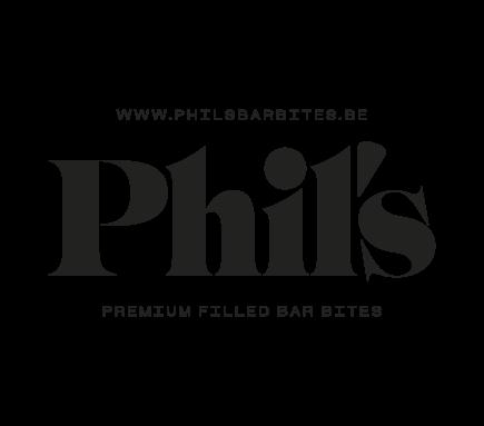 Merkafbeelding Phil's - premium filled bar bites