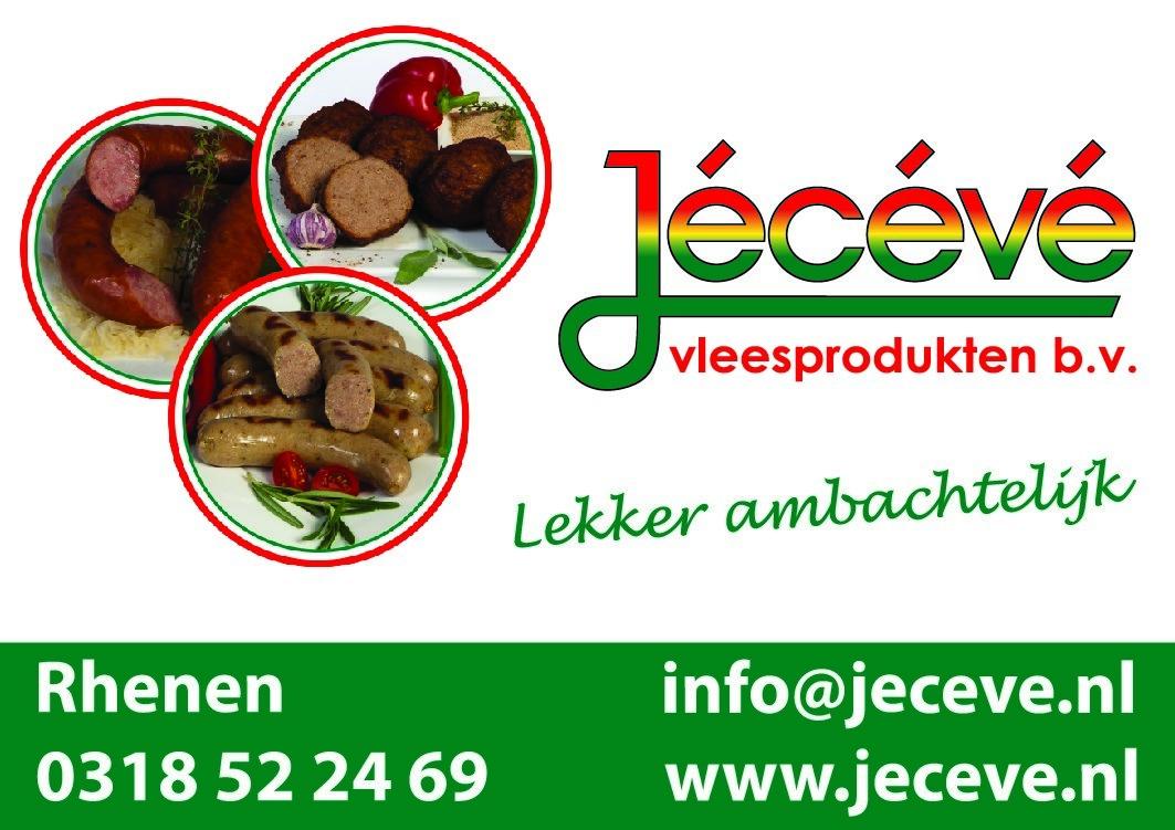 Merkafbeelding Jeceve Vleesprodukten B.V.