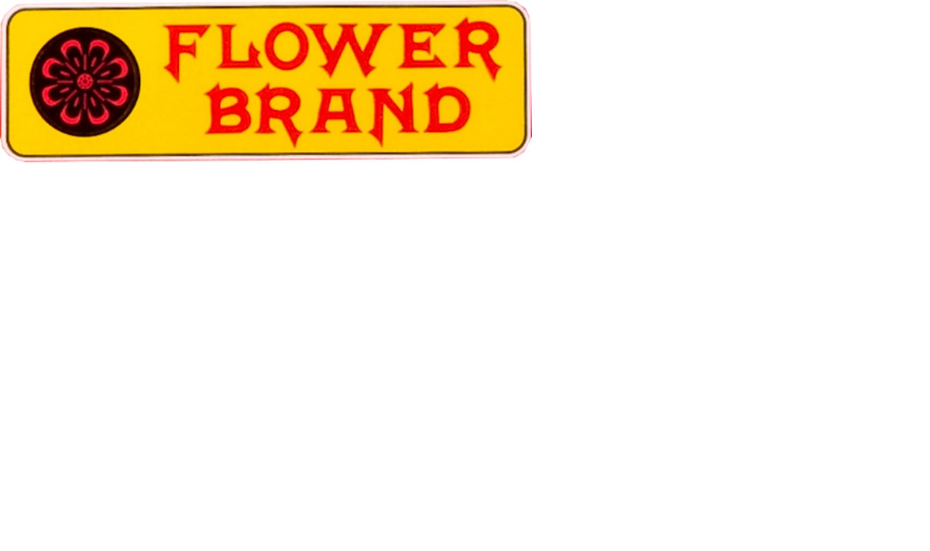 Merkafbeelding Flower Brand