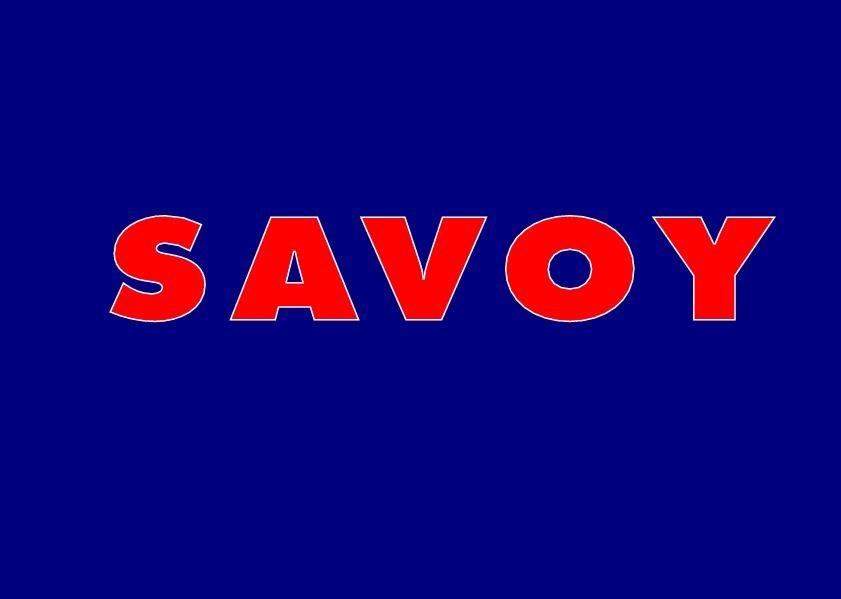 Merkafbeelding Savoy