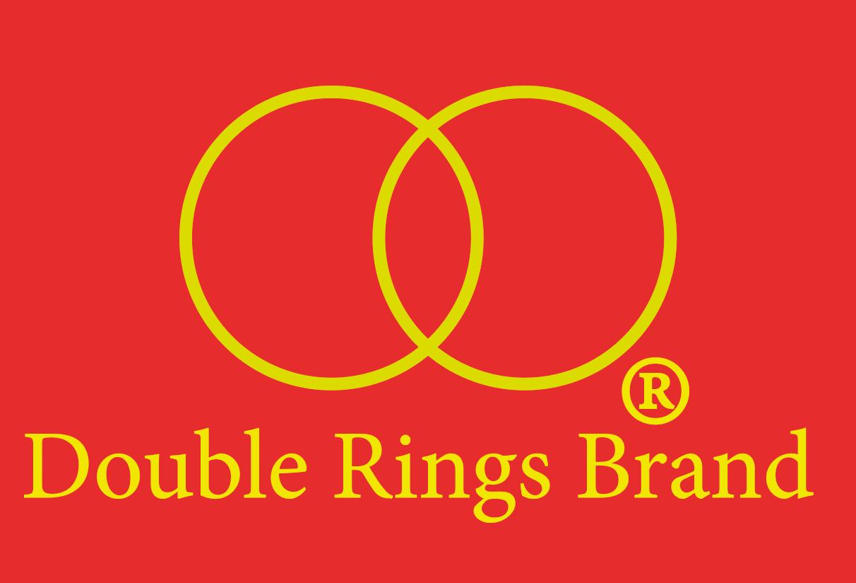 Merkafbeelding Double Rings