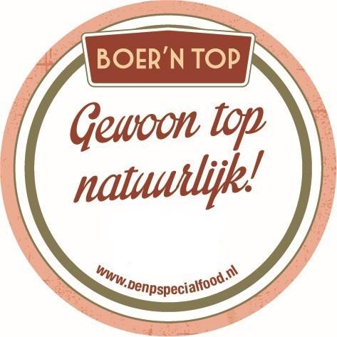 Merkafbeelding Boern'top B&P special food