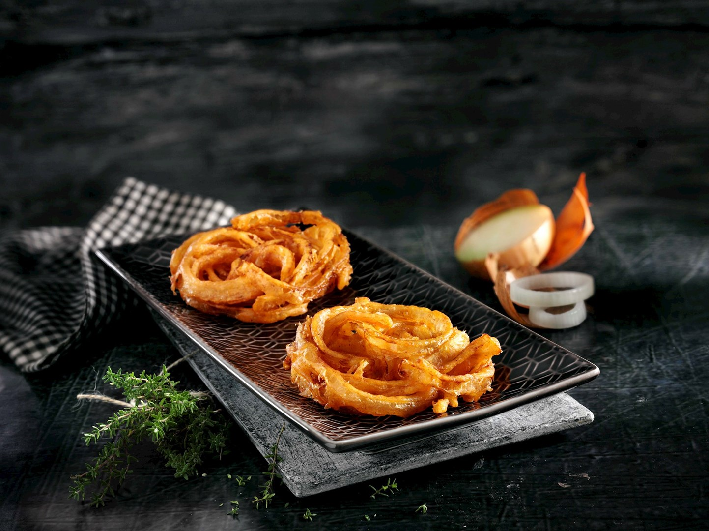 Productafbeelding Onion Nest Southern Fried 48x65g