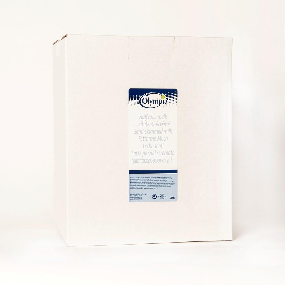 Productafbeelding Halfvolle melk UHT - Bag-in-box 10L