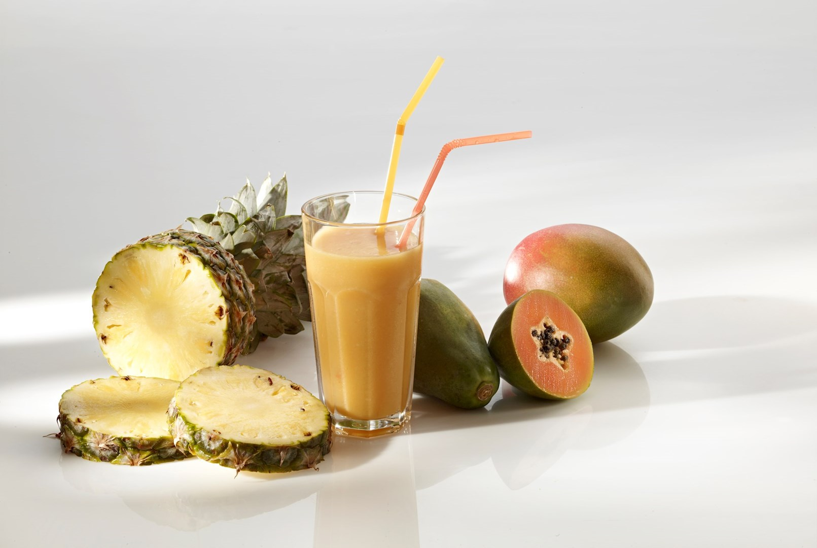 Productafbeelding Smoothie Pineapple Sunset 15x150 g