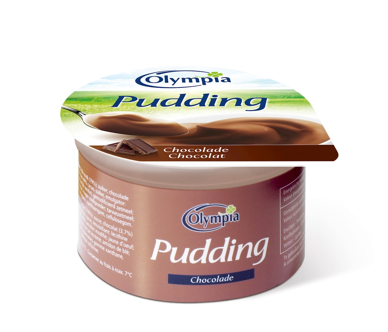 Productafbeelding Chocoladepudding 100g