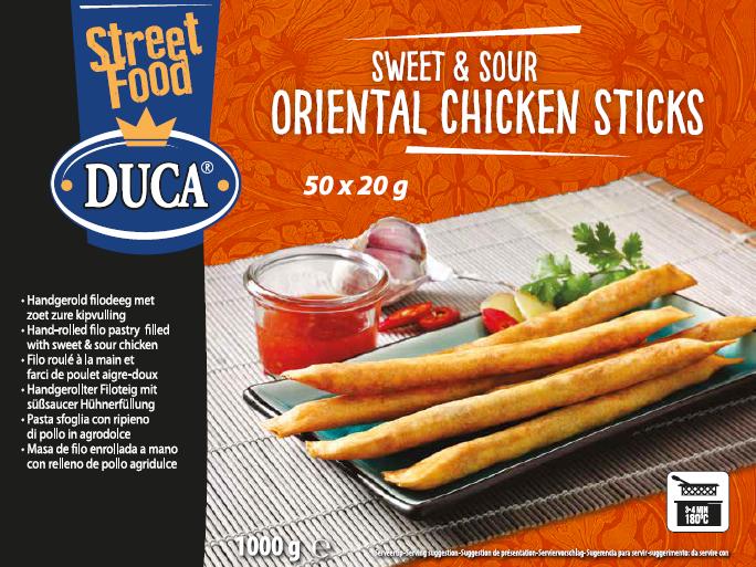 Productafbeelding Oriental Chicken Sticks