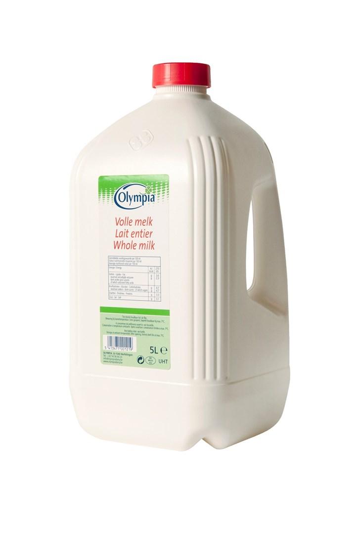 Productafbeelding Volle melk UHT - 5L