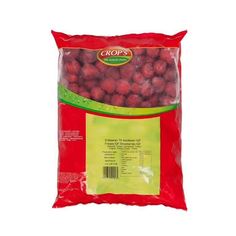 Productafbeelding Crop's Aardbeien (Senga Sengana) 2500 g