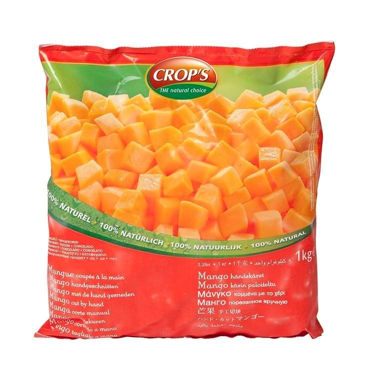 Productafbeelding Mango chunks Kent 1000 g