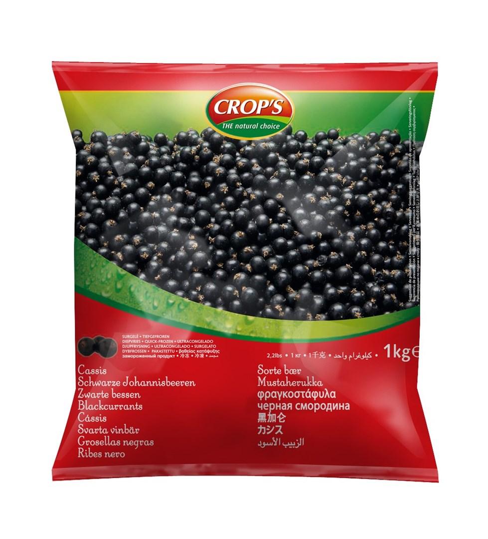 Productafbeelding Zwarte bessen 1000 g