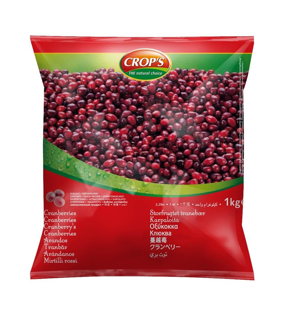 Productafbeelding Cranberries 1000 g