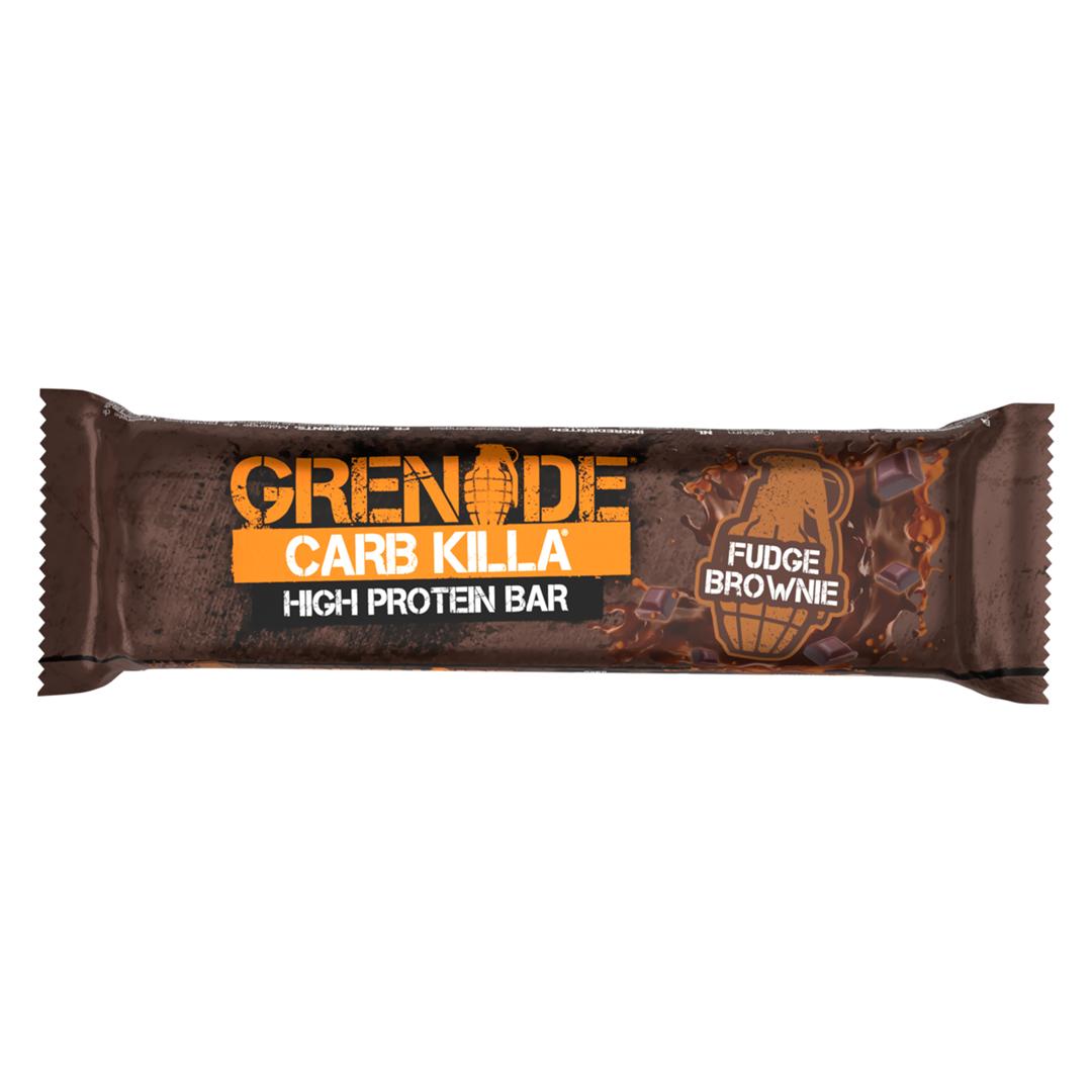 Productafbeelding Grenade Carb Killa High Protein Bar Fudge Brownie 60g