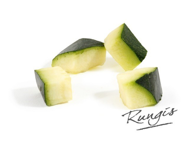 Productafbeelding Rungis Courgette groen brunoise 30 mm
