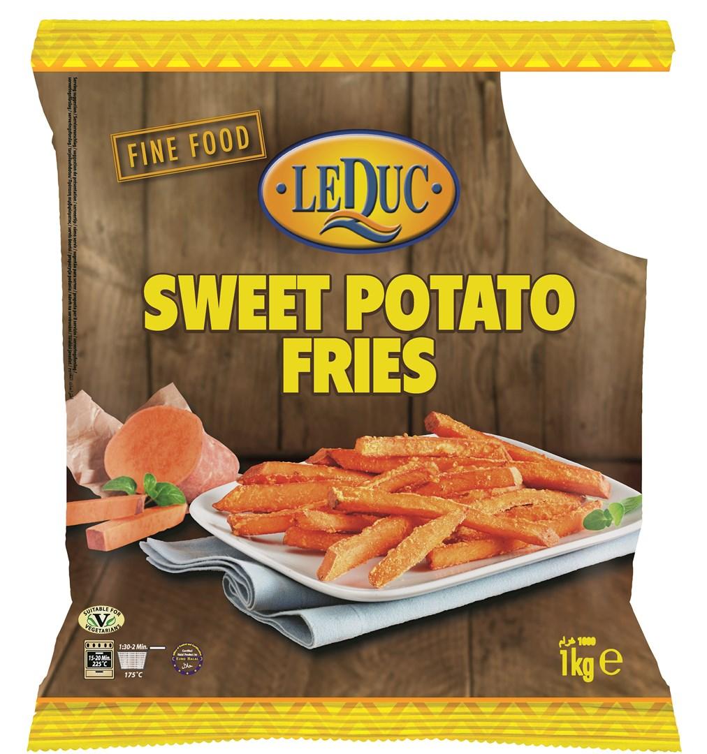 Productafbeelding Le Duc Sweet Potato Fries