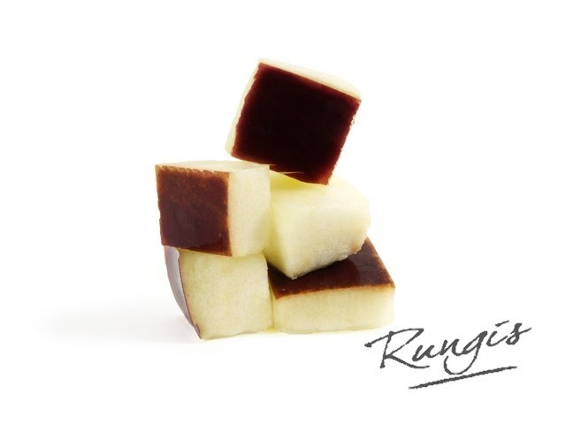 Productafbeelding Rungis Aubergine blok 30 mm handgesneden