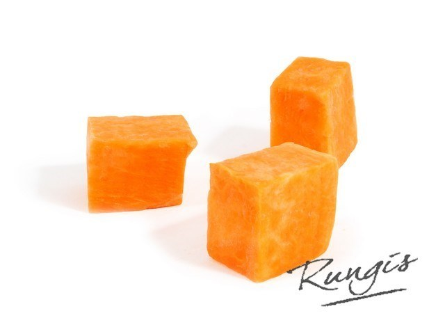 Productafbeelding Rungis Zoete aardappel geschild blok 30 mm