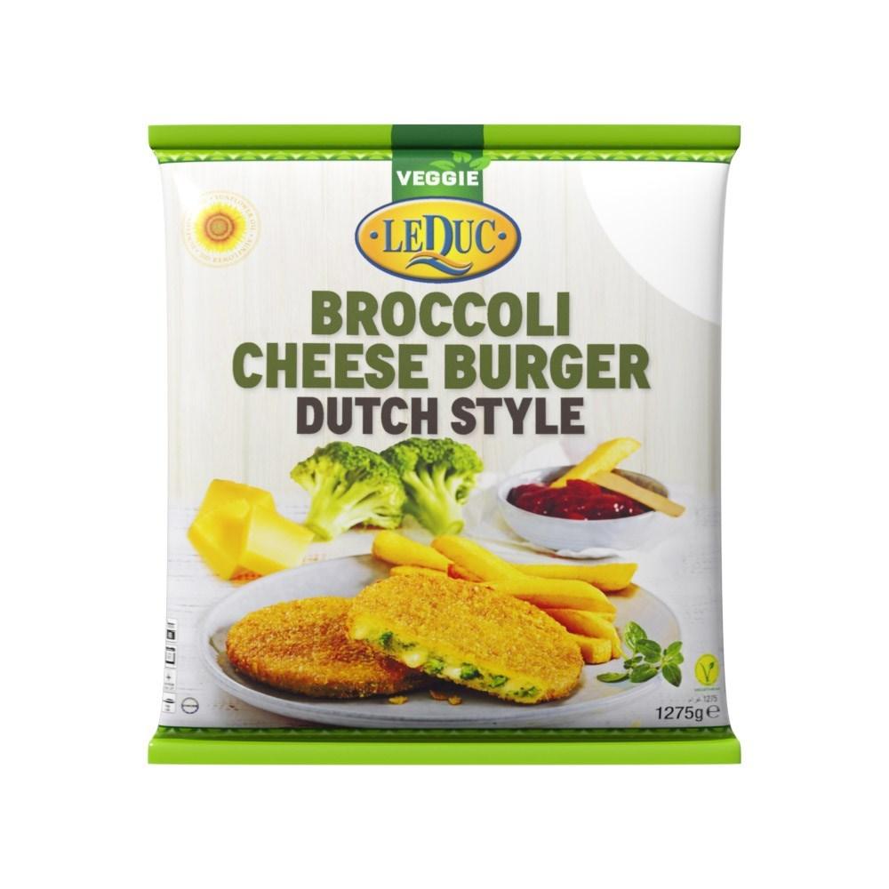 Productafbeelding Broccoli Cheese Burger - Dutch Style
