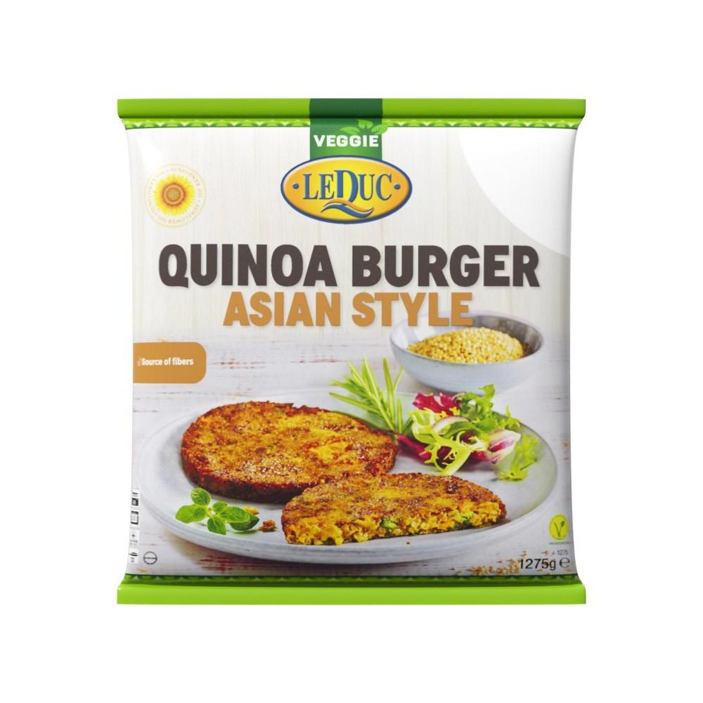 Productafbeelding Quinoa Burger - Asian Style