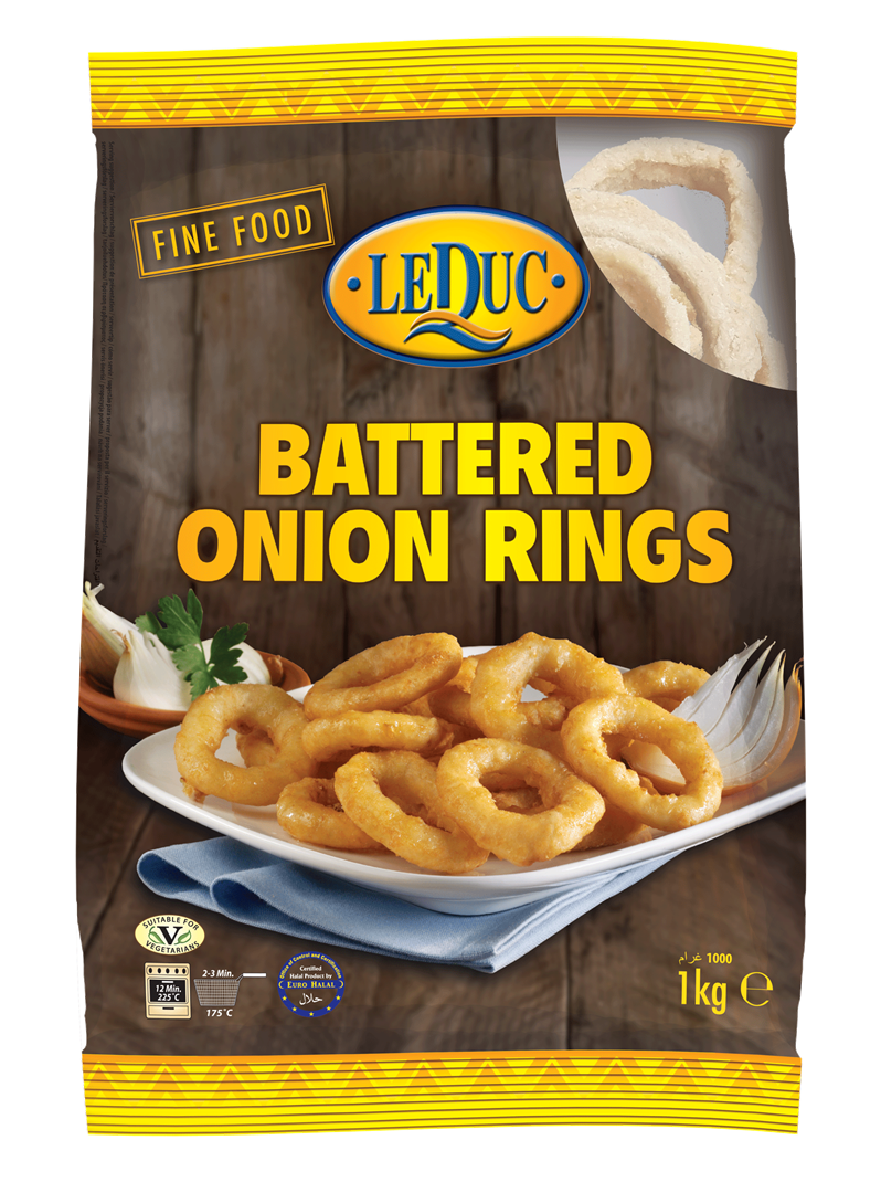 Productafbeelding Battered Onion Rings