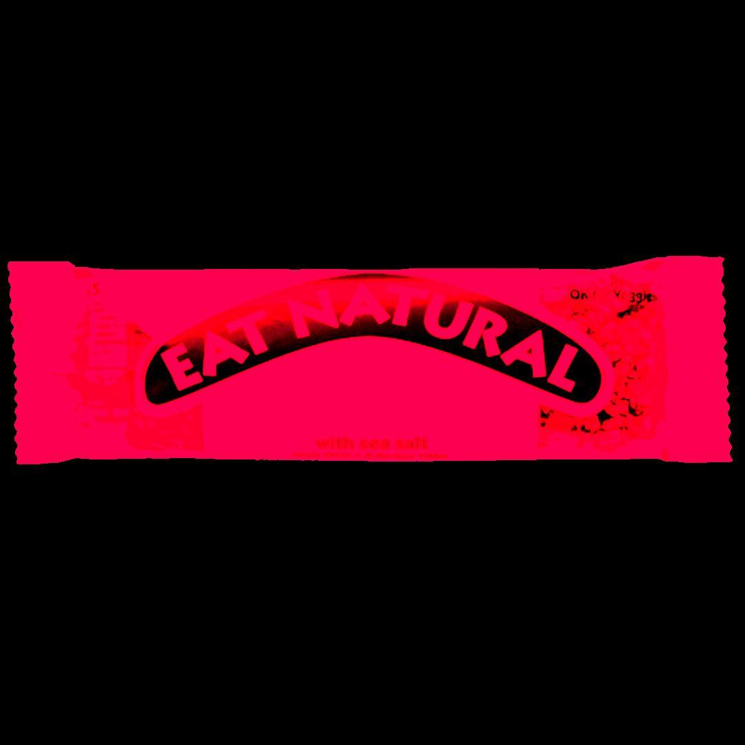 Productafbeelding Eat Natural fruit & nut bar dark chocolate with sea salt 45g