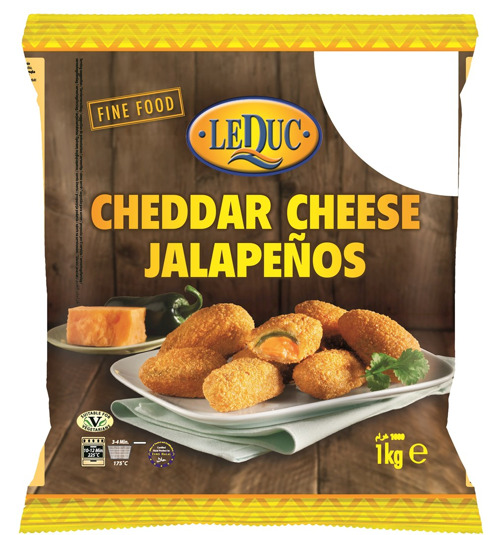 Productafbeelding Cheddar Cheese Jalapenos