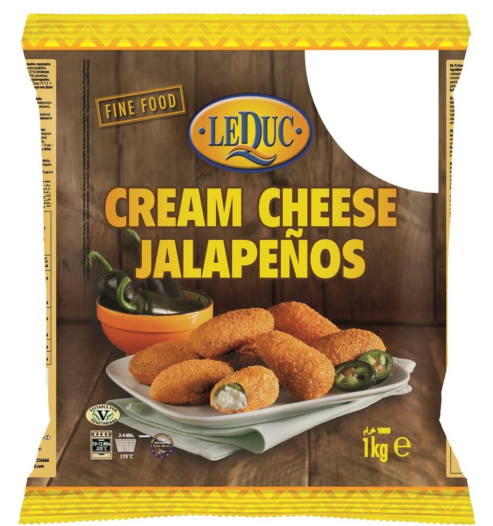 Productafbeelding Cream Cheese Jalapenos 1000g