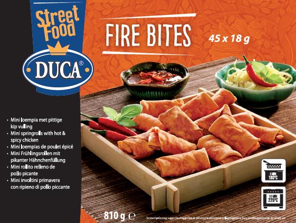 Productafbeelding Fire bite (Duca)