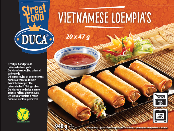 Productafbeelding Vietnamese loempia's