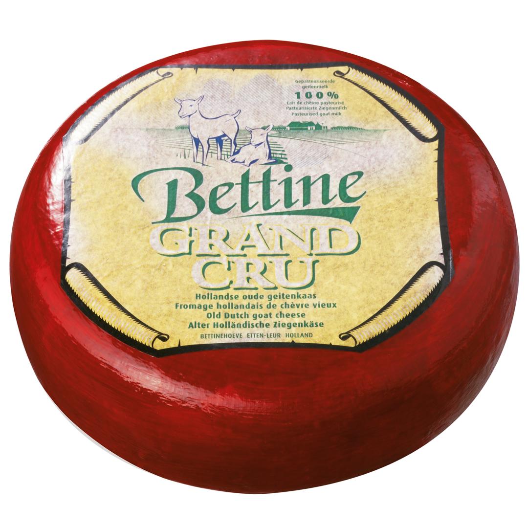 Productafbeelding Bettine Grand Cru gerijpte geitenkaas 4,5 kg