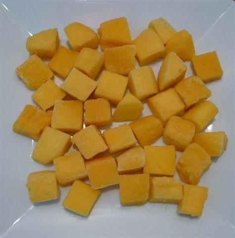 Productafbeelding Mango chunks 20x20mm 10000 g
