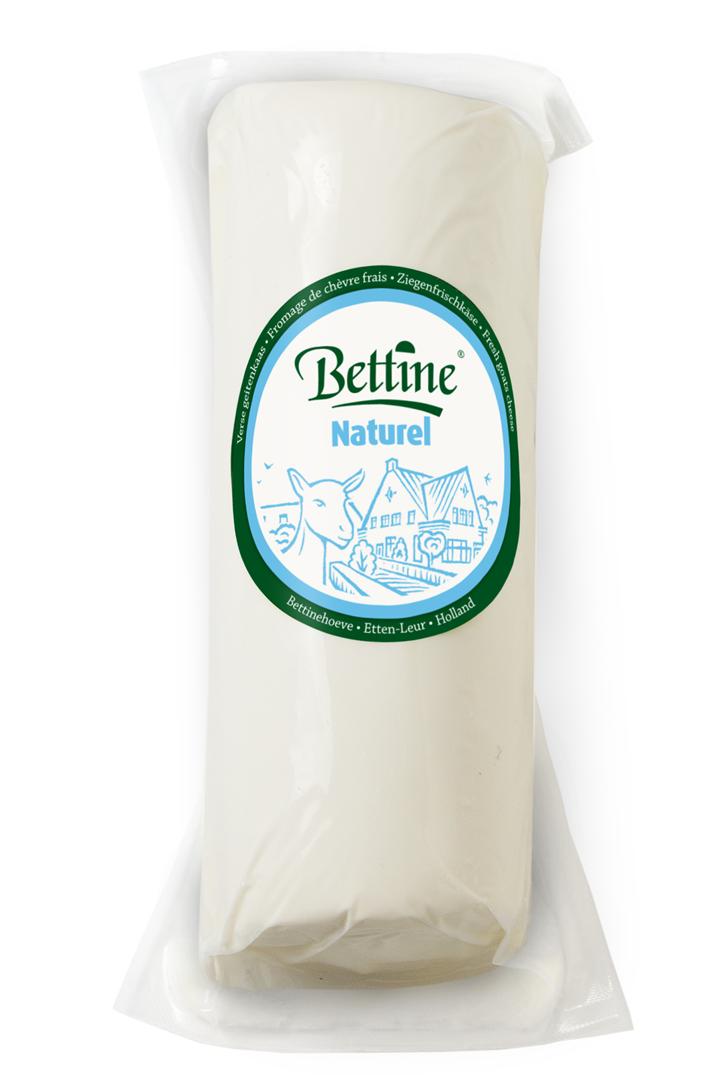 Productafbeelding Bettine verse geitenkaas naturel