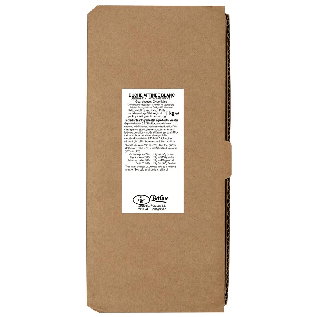 Productafbeelding Bettine Blanc gerijpte geitenkaas 1 kg