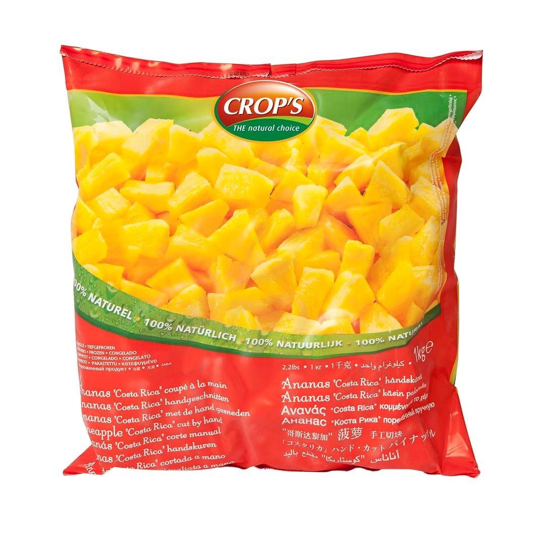 Productafbeelding Ananas chunks 1000 g